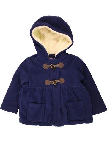 Veste fille BLUEZOO bleu 3 ans hiver #1491276_1