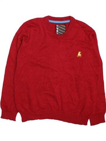 jersey niño PRIMARK rojo 9 años invierno #1491308_1