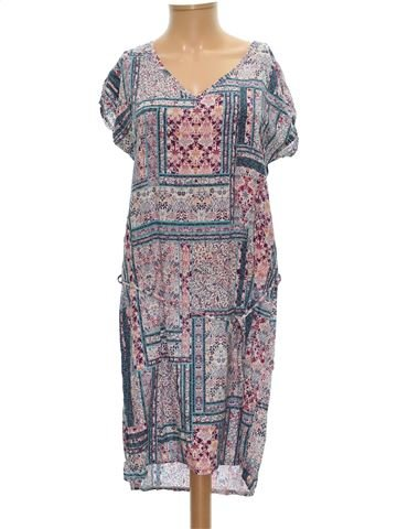 Vestido mujer ETAM 36 (S - T1) verano #1491485_1