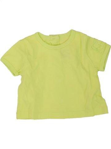 de9daf65d5bac T-shirt manches courtes garçon DUDU (GINKANA) vert 3 mois été #1491662_1