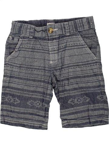Short - Bermuda garçon F&F KIDS bleu 8 ans été #1491946_1