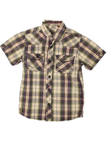 Chemise manches courtes garçon ROCHA JOHN ROCHA gris 6 ans été #1492032_1