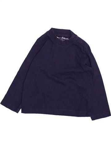 Camiseta de manga larga niño MAYORAL azul 12 meses invierno #1492138_1