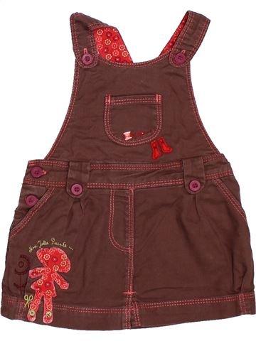 Vestido niña LA COMPAGNIE DES PETITS marrón 6 meses invierno #1492259_1