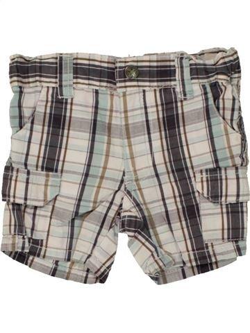 Short-Bermudas niño IMPIDIMPI gris 6 meses verano #1492510_1
