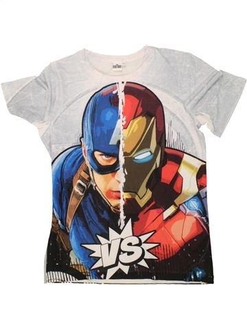 Camiseta de manga corta niño MARVEL azul 14 años verano #1492728_1