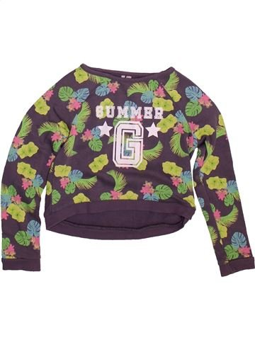 Sweat fille ORCHESTRA marron 4 ans hiver #1493044_1