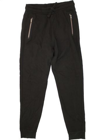 Pantalon garçon F&F noir 12 ans hiver #1493062_1