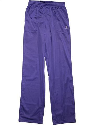 Ropa deportiva niño DOMYOS violeta 14 años invierno #1493133_1