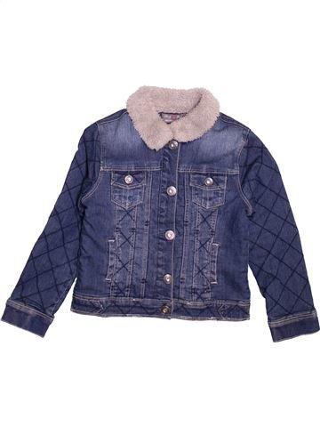 Veste fille ORCHESTRA bleu 6 ans hiver #1493139_1