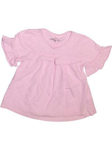 T-shirt manches courtes fille NEXT rose 6 ans été #1493148_1