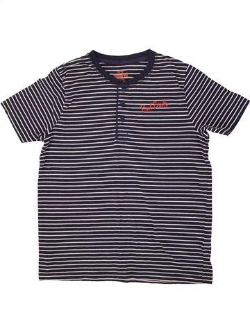 Camiseta de manga corta niño PEPPERTS ! azul 14 años verano #1493182_1