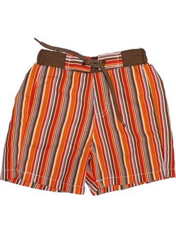 Maillot de bain garçon VERTBAUDET orange 3 mois été #1493412_1