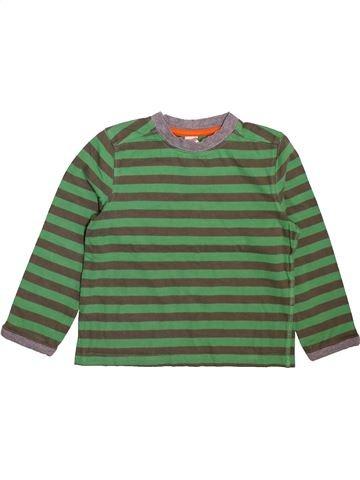 Camiseta de manga larga niño MINI CLUB verde 4 años invierno #1493504_1