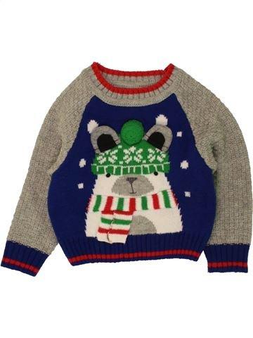 jersey niño MINI CLUB gris 12 meses invierno #1493541_1