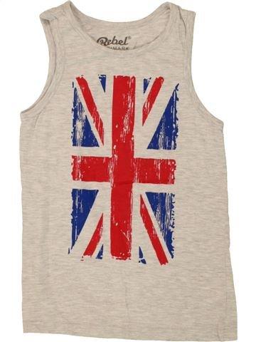Top - Camiseta de tirantes niño PRIMARK beige 9 años verano #1493570_1