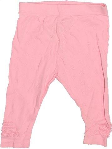 Legging niña MINI CLUB beige 3 meses verano #1493606_1