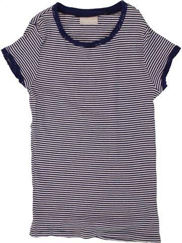 Camiseta de manga corta niña I LOVE GIRLSWEAR violeta 11 años verano #1493691_1