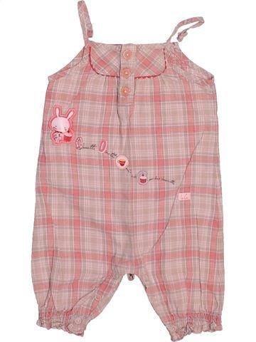 Combinación larga niña LA COMPAGNIE DES PETITS rosa 3 meses verano #1493739_1