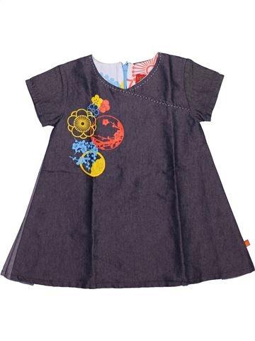 Vestido niña KENZO gris 12 meses verano #1493746_1