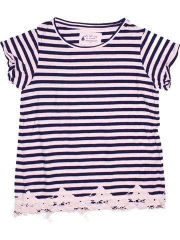 T-shirt manches courtes fille NEXT rose 11 ans été #1493764_1