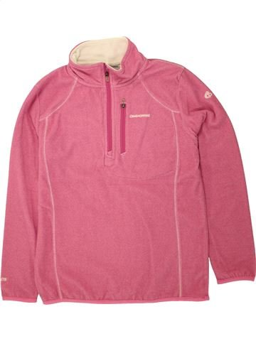 Pull fille CRAGHOPPERS rose 12 ans hiver #1494155_1