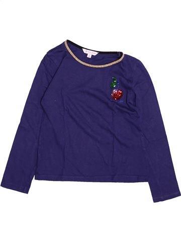 T-shirt manches longues fille MARC JACOBS bleu 6 ans hiver #1494202_1