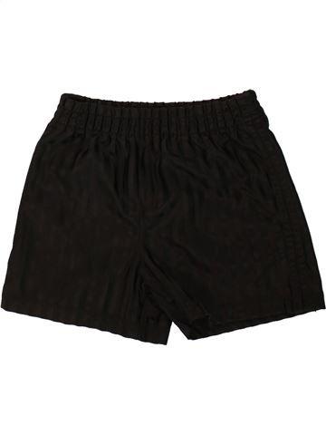 Short - Bermuda garçon LILY & DAN noir 5 ans été #1494242_1