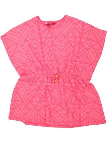 T-shirt manches courtes fille PRIMARK rose 8 ans été #1494316_1