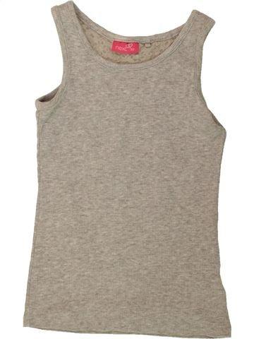 T-shirt sans manches fille NEXT gris 6 ans été #1494535_1