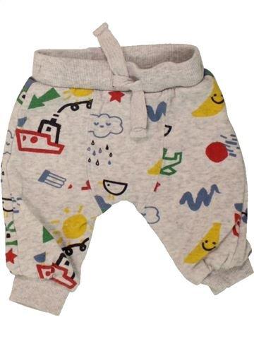 Pantalon garçon F&F beige 3 mois hiver #1494585_1