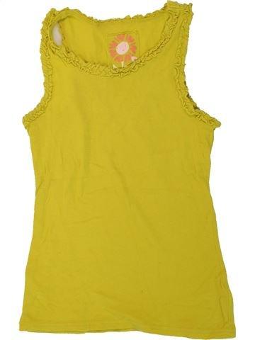 T-shirt sans manches fille NEXT jaune 10 ans été #1494595_1