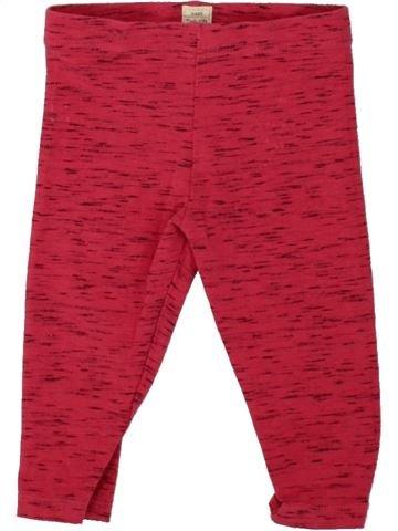 Legging fille NEXT rouge 9 mois hiver #1494733_1