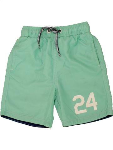 Bañador niño F&F verde 4 años verano #1494866_1