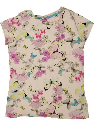 T-shirt manches courtes fille MARKS & SPENCER gris 11 ans été #1494969_1