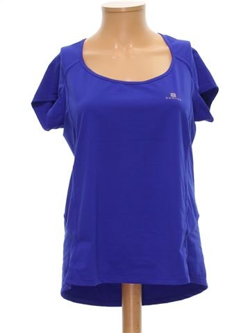 Vêtement de sport femme DOMYOS 42 (L - T2) été #1495032_1