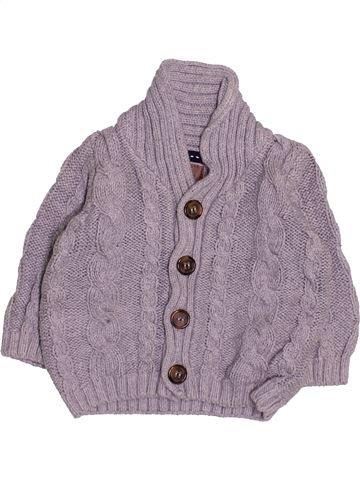 Chaleco niño MINI CLUB gris 3 meses invierno #1495127_1