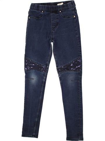 Legging fille H&M bleu 10 ans hiver #1495130_1
