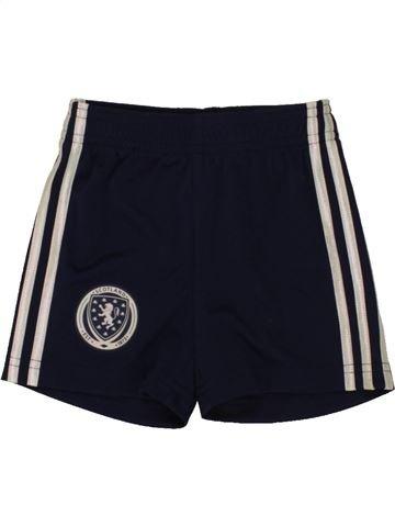 Pantalon corto deportivos niño ADIDAS blanco 6 meses verano #1495474_1