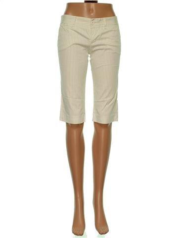 Pantalón crop mujer ZARA XS verano #1495549_1
