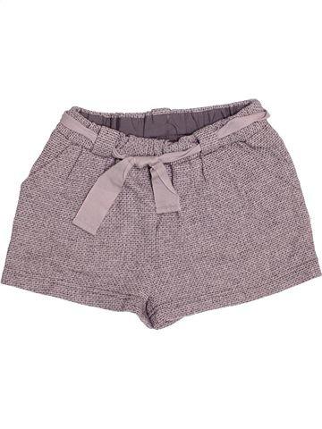 Short - Bermuda fille NEXT gris 6 ans hiver #1495551_1