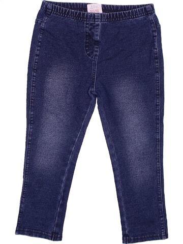 Legging fille MINI CLUB bleu 3 ans hiver #1495592_1