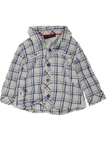 Camisa de manga larga niño SERGENT MAJOR gris 6 meses invierno #1495895_1