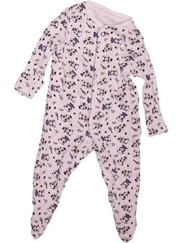 Pyjama 1 pièce garçon PRIMARK blanc 3 mois été #1495900_1