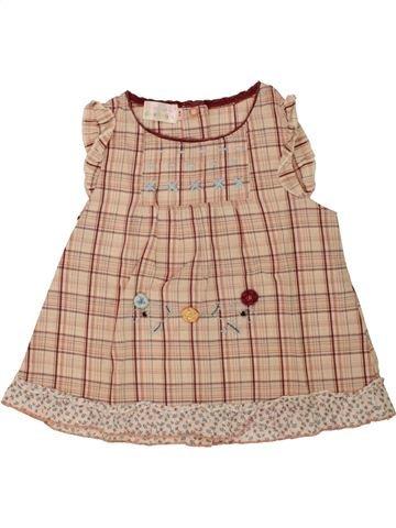 Blusa de manga corta niña LA COMPAGNIE DES PETITS rosa 3 años verano #1495976_1