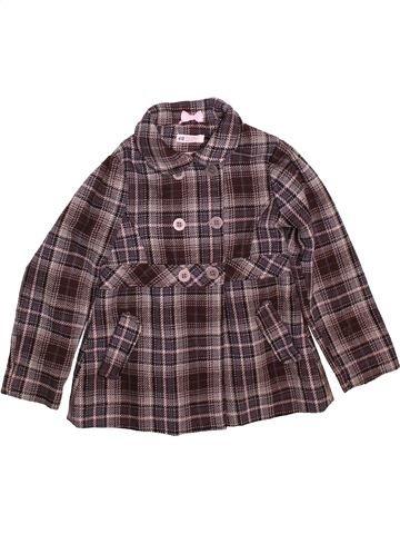 Abrigo niña H&M violeta 8 años invierno #1496006_1