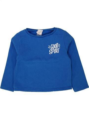 Ropa deportiva niño DÉCATHLON azul 3 años invierno #1496009_1