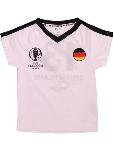 Maillot de sport garçon UEFA rose 2 ans été #1496015_1
