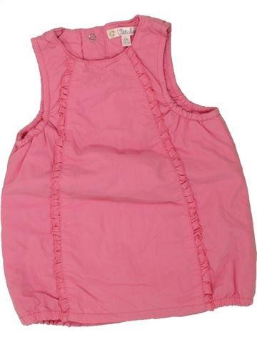 Vestido niña KIABI rosa 6 meses invierno #1496074_1