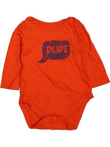 Camiseta de manga larga niño MOTHERCARE rojo 6 meses invierno #1496339_1